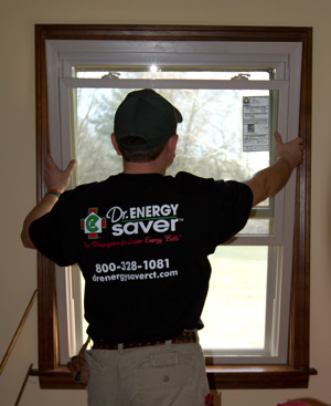 Low-e energy efficient window installation in NY